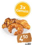 Croissants-Mix