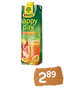 Happy Day Multivitaminsaft