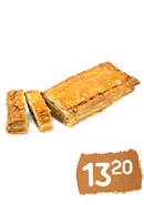 Shneor´s Orange Marzipan Strudel
