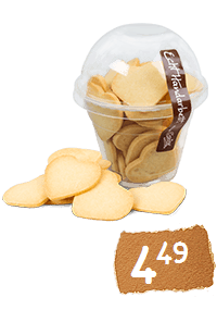 Geiers Butter Hauskekse to go 140g